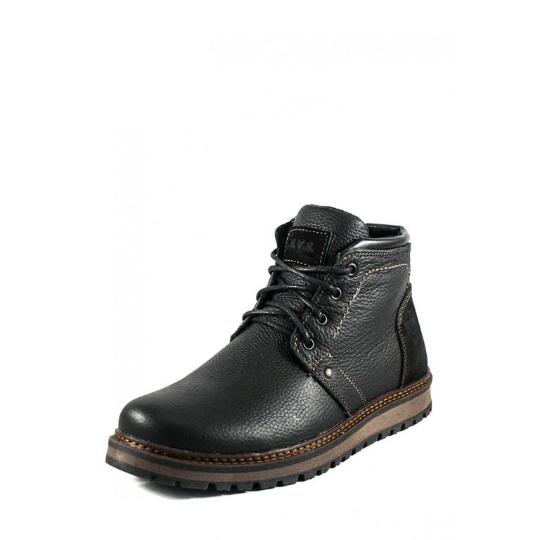 Ботинки зимние мужские Nivas СФ Niv 40 ЧФ черные