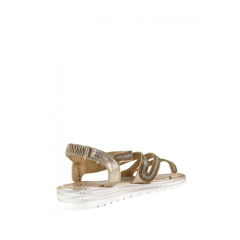 Сандалии женские Sopra СФ FY852-1 золотые