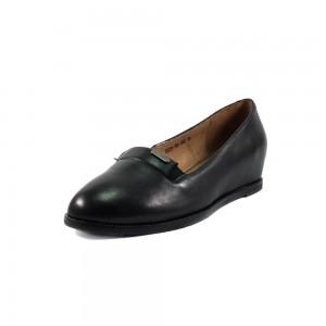 Туфли женские Anna Lucci D3220-706-1062 черная кожа.