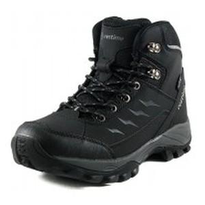 Ботинки зимние женские Restime PWZ19830 черные