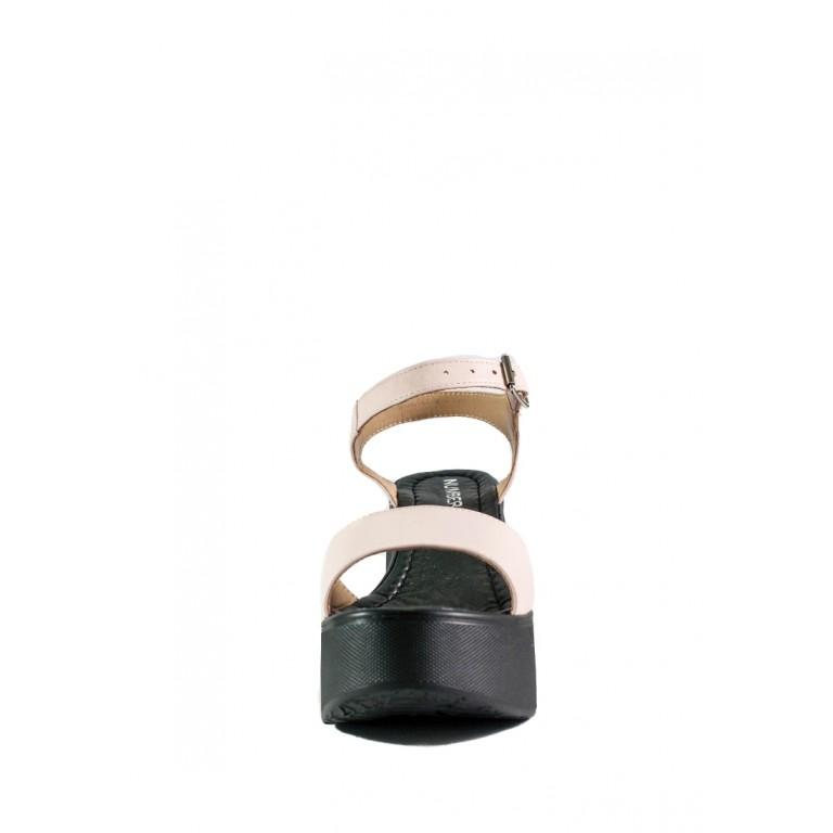 Босоножки женские Number 22 СФ L-21900-501-41 L розовые