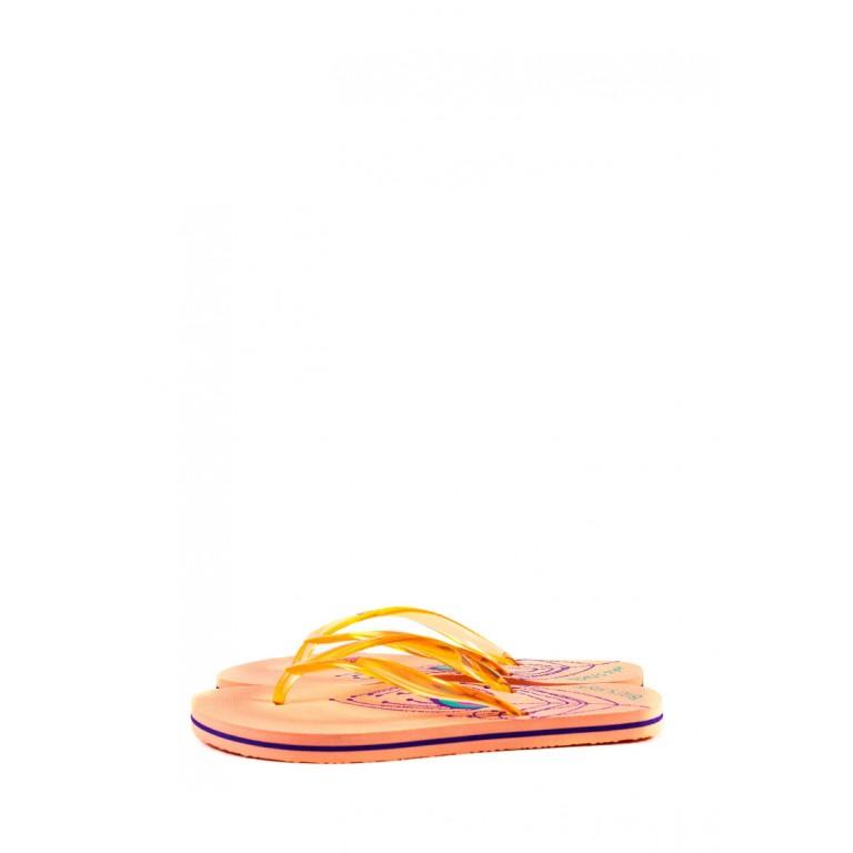 Шлепанцы женские Bitis 9913-А оранжевые
