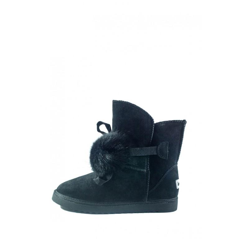 Угги женские Inblu EY-6V черные