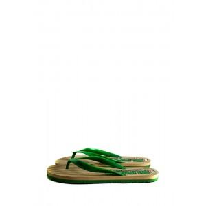 Вьетнамки мужские Bitis 8180-E бежево-зеленые