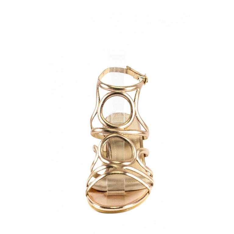 Сандалии женские Sopra СФ 8659A-60 золотые