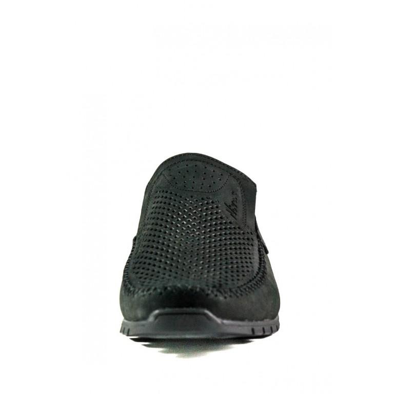 Мокасины мужские Nivas СФ Niv V17 черные