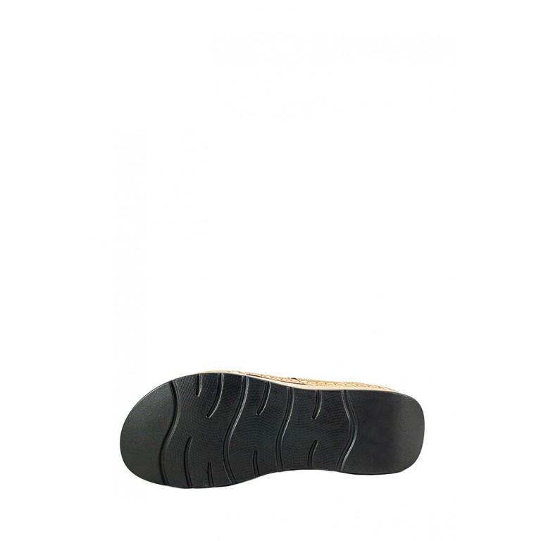 Шлепанцы женские Sopra СФ L18903 коричневые
