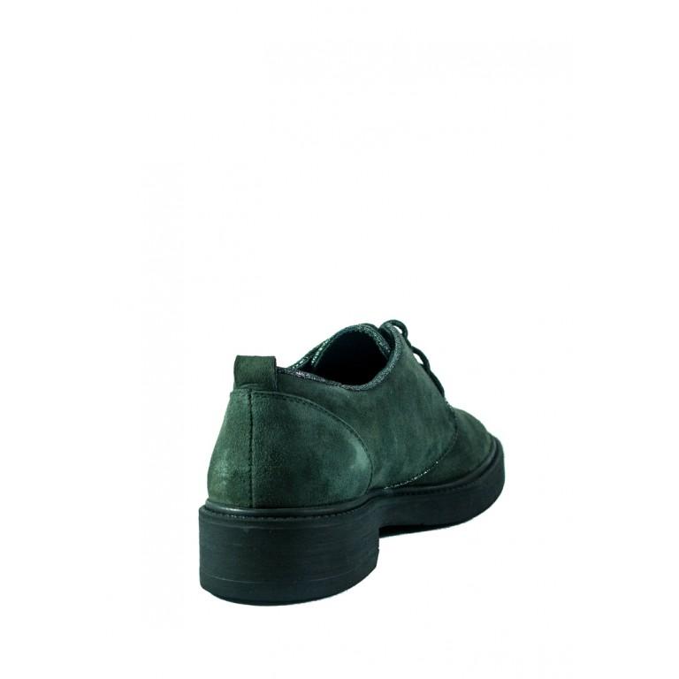 Туфли женские MIDA 210202-231 черные