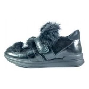 Туфли женские MIDA 210046-134 черные