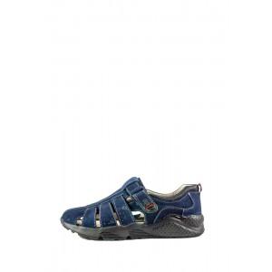 Сандали подростковые MIDA 3361-12 синий нубук