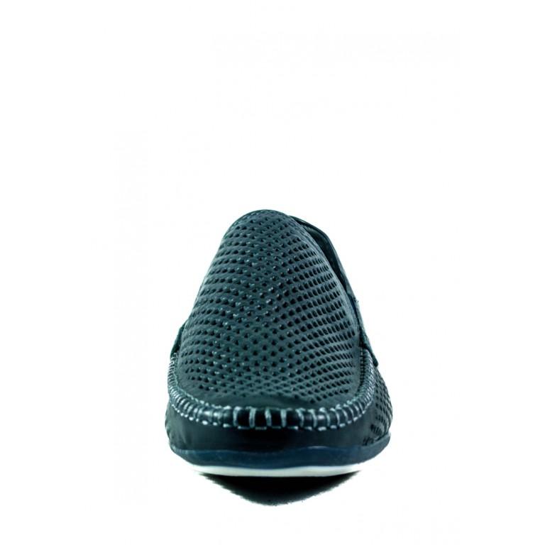 Мокасины мужские Maxus F2-1 пр темно-синие