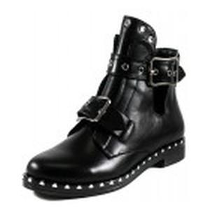 Ботинки демисезон женские Lonza 131-2321L черные
