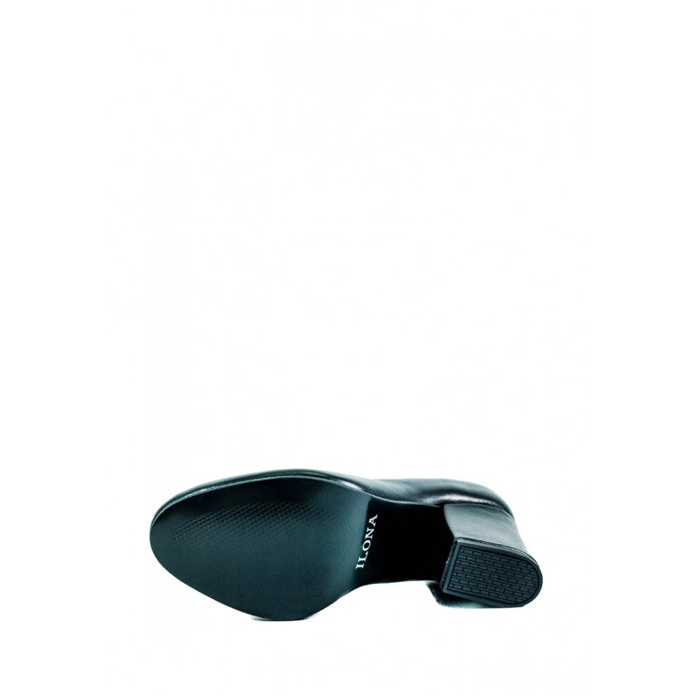 Туфли женские Ilona СФ 1-08-К черные