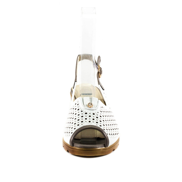 Босоножки женские Sopra L050-081A белые