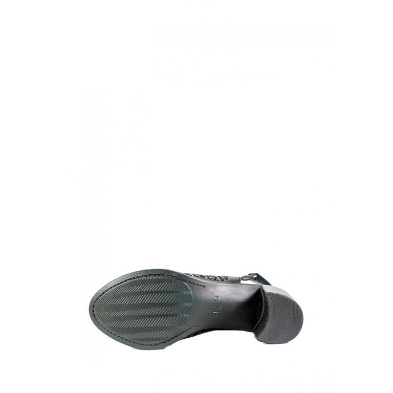 Босоножки женские Lonza СФ L-527-2439 L черные