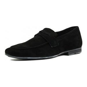 [:ru]Туфли мужские MIDA 110681-17 черная замша[:uk]Туфлі чоловічі MIDA чорний 16320[:]