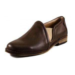 Туфли женские Tuto T3315-1 темно-коричневые