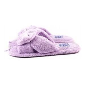 Тапочки комнатные женские Home Story 91727-LO фиолетовые