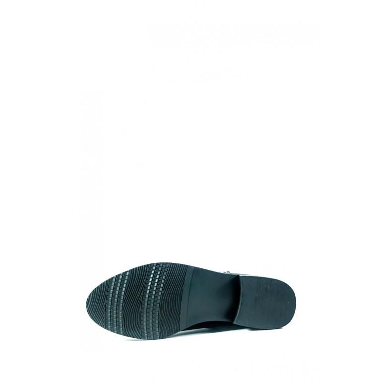 Ботинки демисезон женские Fabio Monelli W40-F248 черные