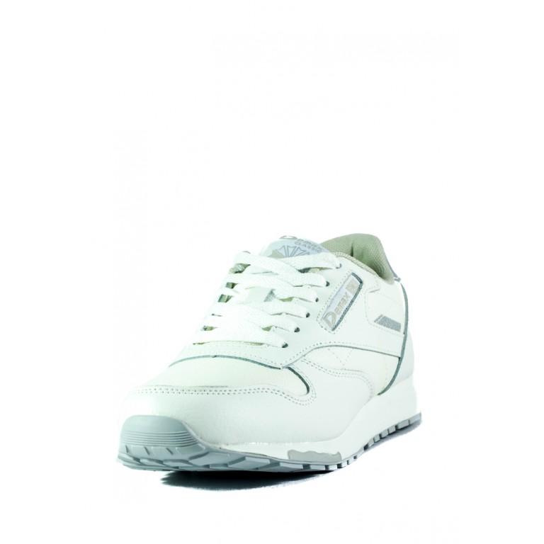 Кроссовки женские Demax B3321-2 белые
