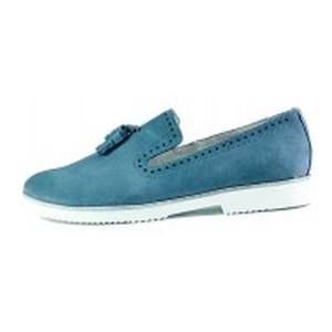 Туфли женские MIDA 21992-324 голубые