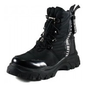 [:ru]Ботинки зимние женские Prima D'arte 1616-F800-1 черные[:uk]Черевики зимові жіночі Prima D'arte чорний 19019[:]
