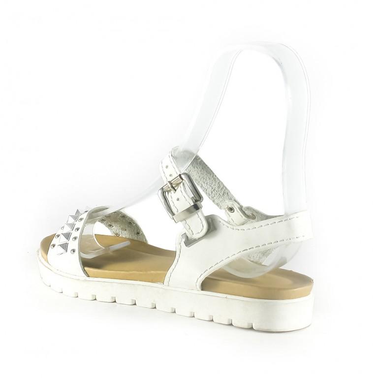 Сандалии женские Sopra JK1533-2 белые