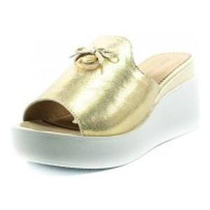 [:ru]Сабо женские Foletti FL T-630-1 золото[:uk]Сабо жіночі Foletti золотий 12149[:]