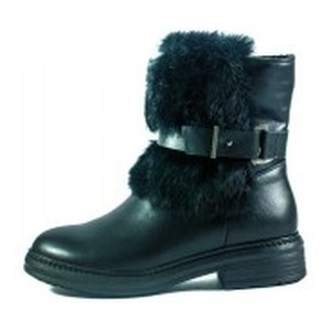 [:ru]Ботинки зимние женские Allshoes СФ CHJ-K9511-A563-1 ЧК черные[:uk]Черевики зимові жіночі Allshoes чорний 21073[:]