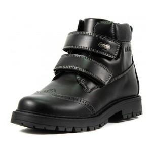 Ботинки демисезон подросток Сказка R509736062 черные