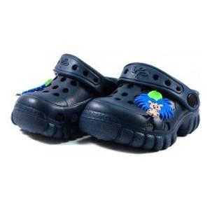 [:ru]Сабо детские Jose Amorales 118001 темно-синие[:uk]Сабо дитячі Jose Amorales синій 11282[:]