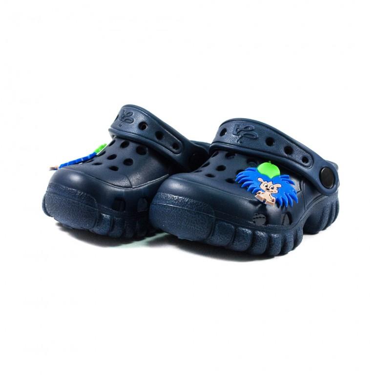 Сабо детские Jose Amorales 118001 темно-синие