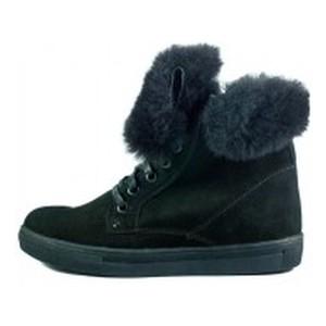 Ботинки зимние женские MIDA 24626-9Ш черные