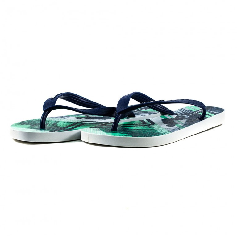 Шлепанцы мужские Ipanema 82697-21327 бело-синие