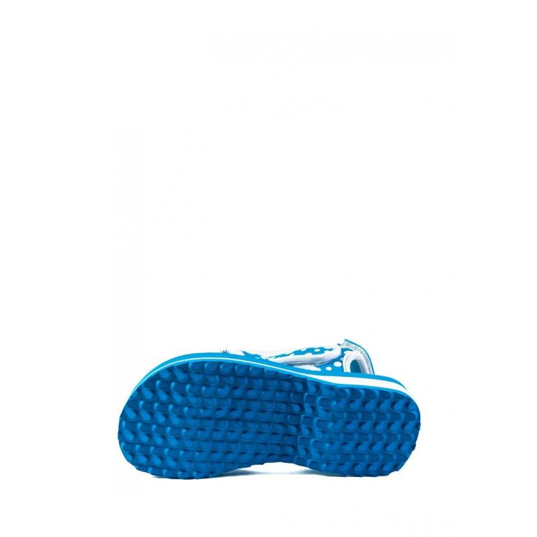 Босоножки детские Bitis 20941-S голубые