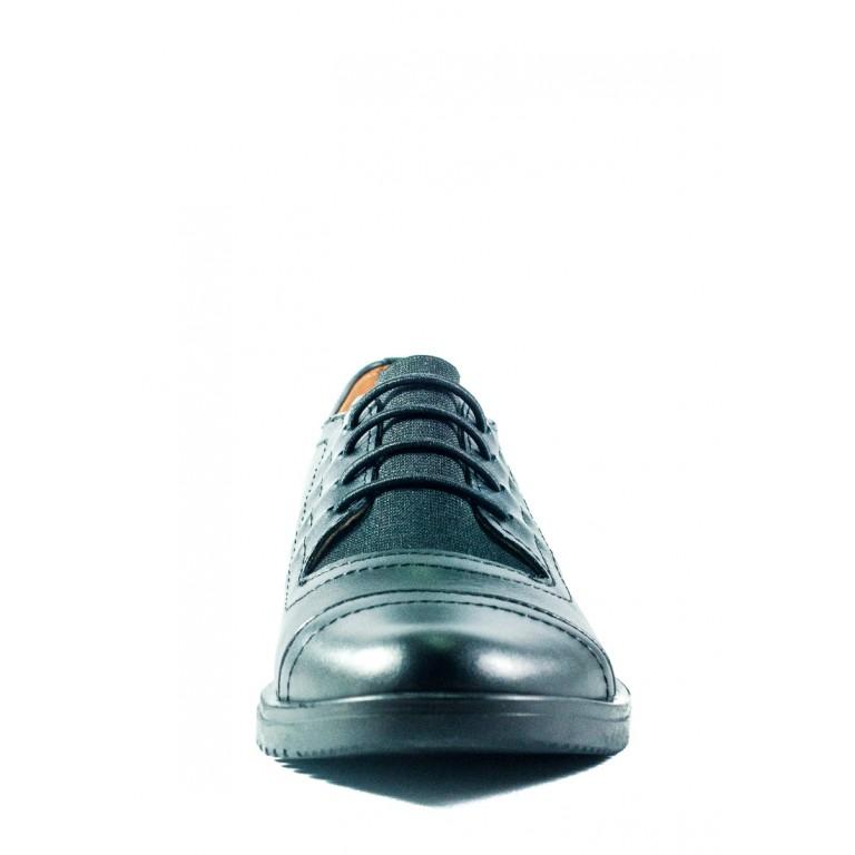 Туфли женские Sana 2020 черные