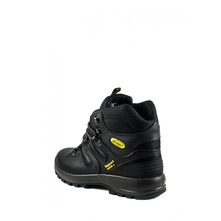 Ботинки зимние мужские Grisport Gri10005 черные