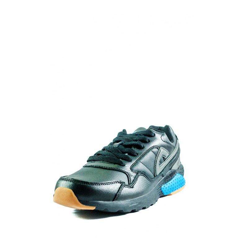 Кроссовки мужские Demax A3316-3 черные