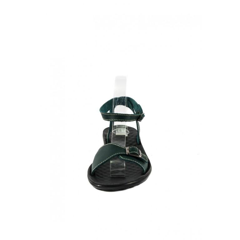 Сандалии женские TiBet 32 зеленые