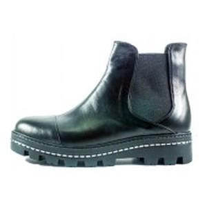 Ботинки демисезон женские CRISMA 0041В-Lisabon чк черные