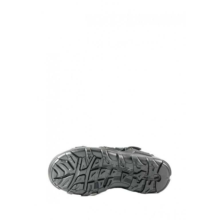 Сандалии мужские Restime NML19116-1 черные