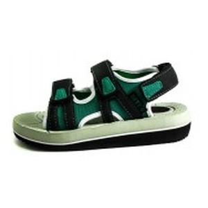 Сандали детские Bitis 9952-S серо-зеленые