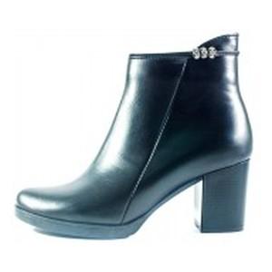 Ботинки демисезон женские Sana 61 черные
