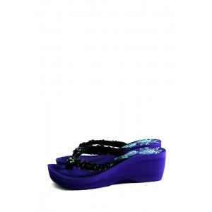 Сабо женские Bitis BWH-15902 фиолетовые