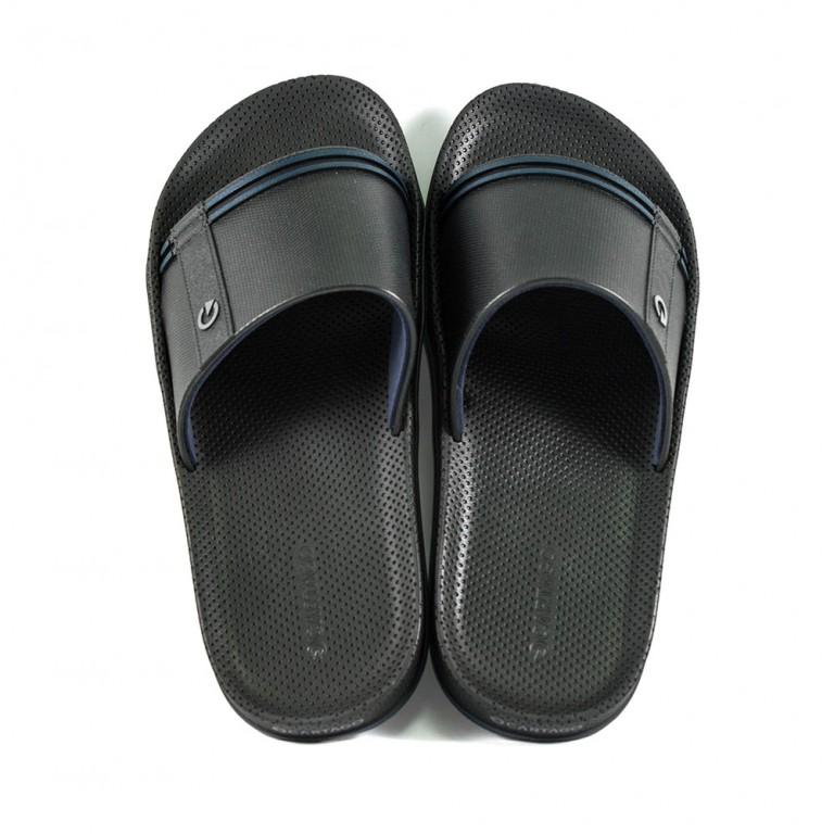 Шлепанцы мужские Cartago 11301-21188 черно-синий