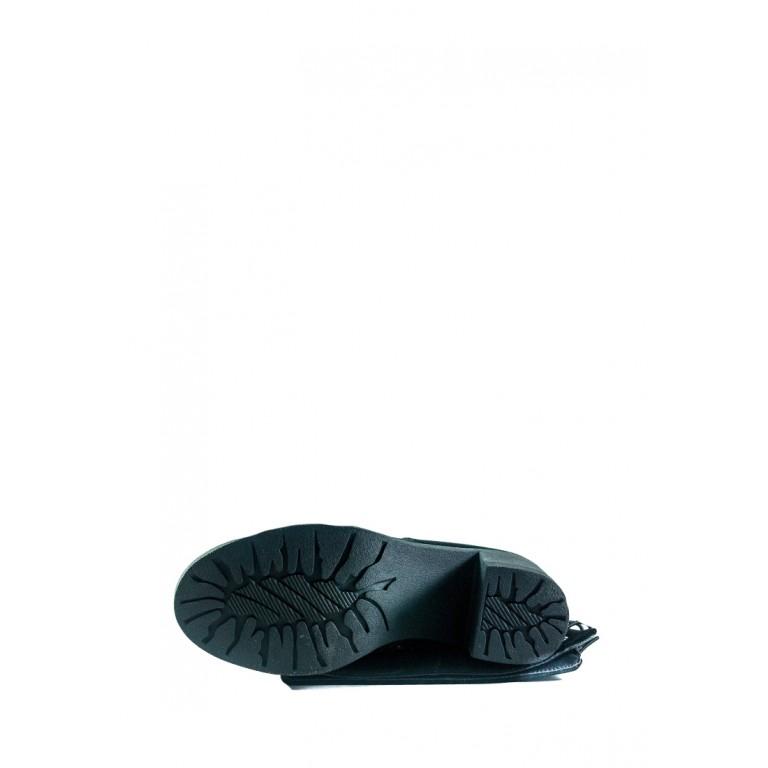 Сапоги зимние женские Lonza СФ BH2099-21R-F11 черные