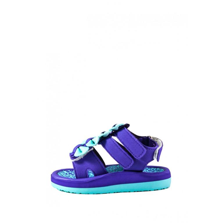 Босоніжки дитячі Bitis синій 20496