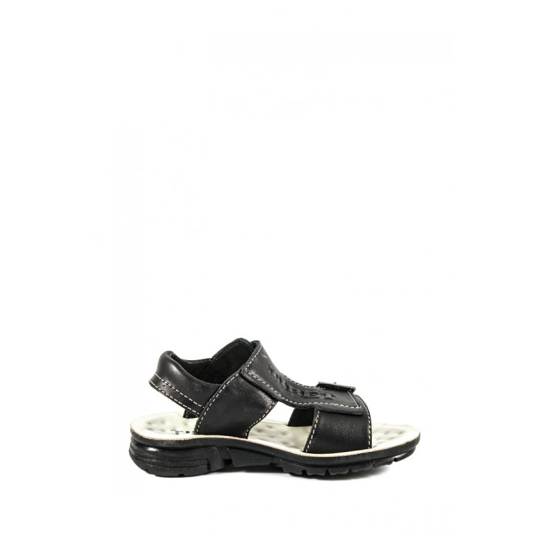 Сандали подростковые TiBet 009-02-01 черные
