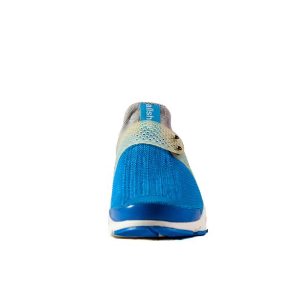 Кроссовки женские Allshoes ТВ206 голубые