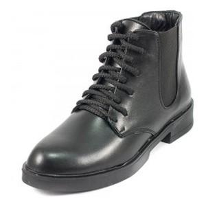 Ботинки демисезон женские SND SD37-Л черная кожа